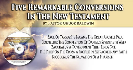 Five Remarkable Conversions In The New Testament