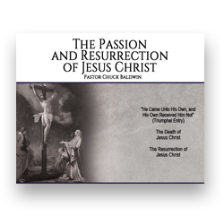 Christ and the Pharisees DVD - Sermons by Dr. Chuck Baldwin